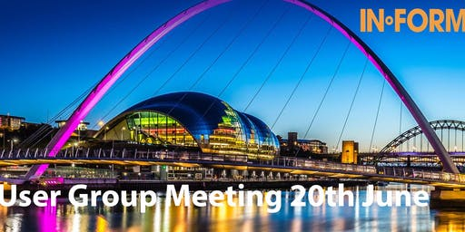 In-Form User Group North East - June 2019