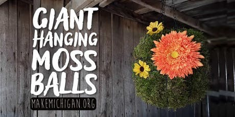 Giant Hanging Moss Balls - Wyoming tickets