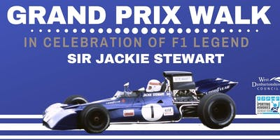 Grand Prix Walk in Celebration of Sir Jackie Stewart