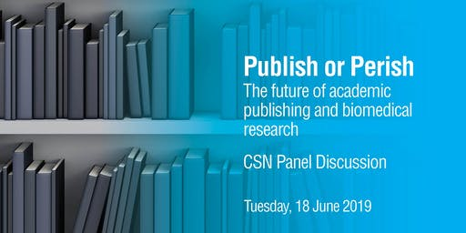 Publish or Perish: the future of academic publishing and biomedical research