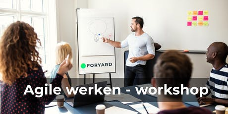200% effectiever met Agile werken! - workshop Agile tickets