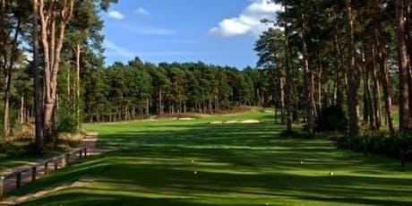 Robert Half: Charity Golf Day, Camberley Heath Golf Club tickets