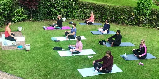 Yoga Workshop, Hike, Meditation - Outdoor Retreat National Trust