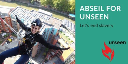 Abseil 2019 - Unseen UK