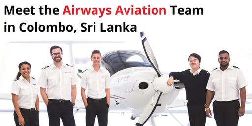 Airways Aviation Pilot Career's Seminar - Colombo, Sri Lanka
