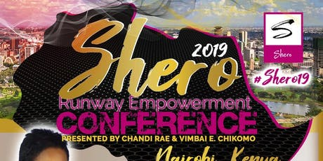 Shero Runway Conference   tickets
