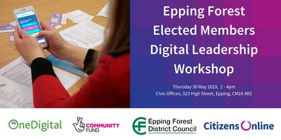 Epping Forest Elected Members Digital Leadership W