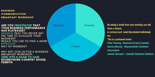 Effective Communication - Key Success Factor - Business Breakfast Workshop.