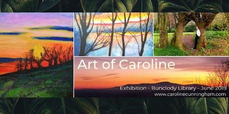 Art of Caroline  tickets