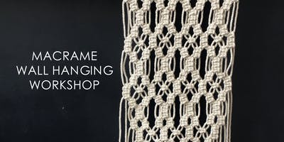 Macrame Wall Hanging Workshop... with a free gin & tonic!