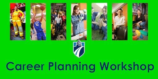 Career Planning Workshop-Reedsburg Campus