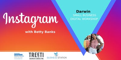 [Darwin]  Instagram content creation with Betty Banks