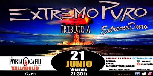 Extremopuro, el mejor tributo a Extremoduro en Valladolid