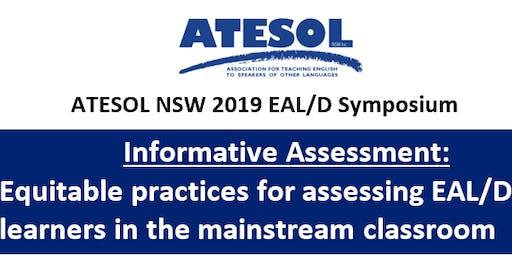 ATESOL NSW 2019 EALD SYMPOSIUM