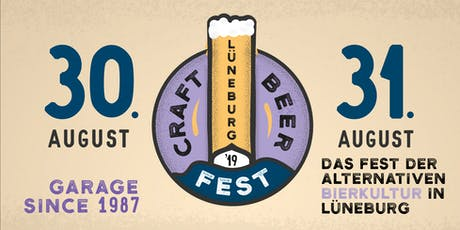 Craft Beer Fest Lüneburg Tickets
