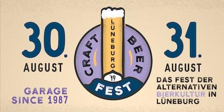 Craft Beer Fest Lüneburg Tickets