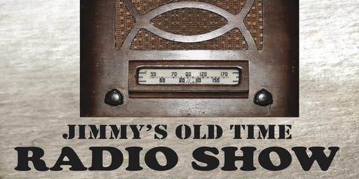 Skarni Presents: 'Jimmy's Old Time Radio Show'