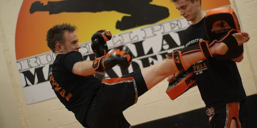 Thai Boxing Taster Session