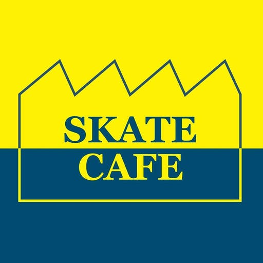 Skate Cafe logo