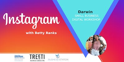 [Darwin] Grow Your Instagram Following with Betty Banks