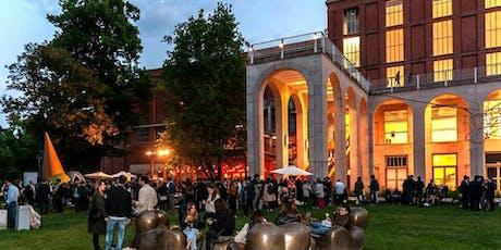 Giardino Triennale Milano - Mercoledì 24 Luglio 2019 - Notte sotto le stelle Sunset Cocktail Party con Dj set - Lista Miami - Accrediti e Tavoli Al 338-7338905 biglietti