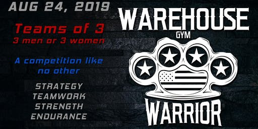 Ashland Warehouse Gym Warrior