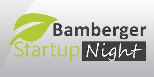 III. Bamberger Startup Night