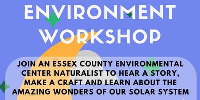 Essex County Environmental Workshop: The Big Dipper (7/18 at 10:45 AM)
