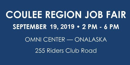 2019 Coulee Region Job Fair