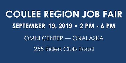 2019 Coulee Region Job Fair