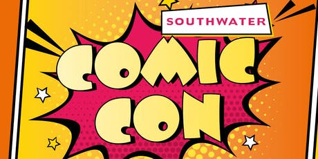 Southwater Comic Con tickets