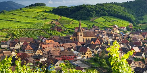 Wines of Alsace - with Sommelier Josh Voytek