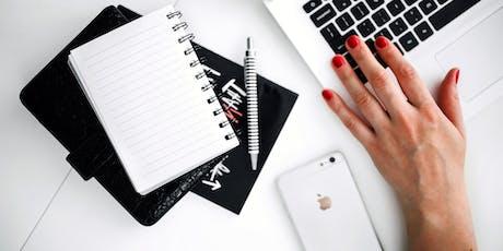 Career Skills - Project Planning tickets