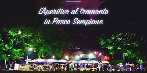 Bar Bianco Milano - Venerdi 19 Luglio 2019 - Dancing In The Park - Cocktail Party con Dj Set - Lista Miami - Accrediti e Prenotazioni Al 338-7338905