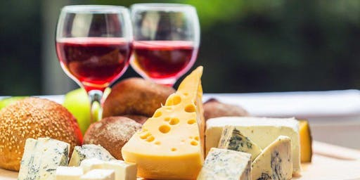 Cheese & wine bingo