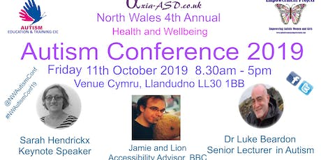 North Wales 4th Annual Autism Conference tickets