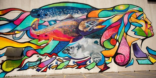 Free Graffiti Art Workshop with artist Mique Michelle