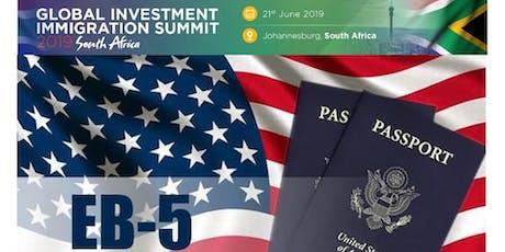 Learn about EB-5 Visa programs - Johannesburg tickets