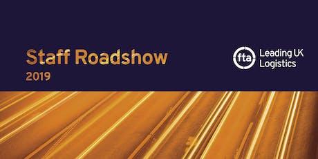 Staff Roadshow 2019 tickets