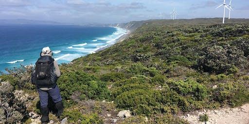 Bibbulmun Track South Coastal 4 day Adult Trek Western Australia