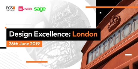Design Excellence: London tickets