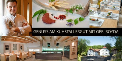 WILDES am Kuhstallergut- Kitchen-Party mit Maibock, Walderdbeeren u Spargel