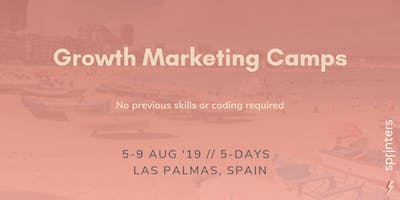5-DAY Growth Marketing Camp