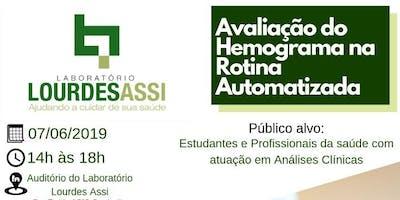Avaliação do Hemograma na Rotina Automatizada