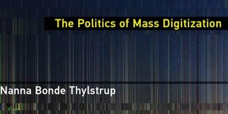 Building access: mass digitization and the politics of infrastructure tickets