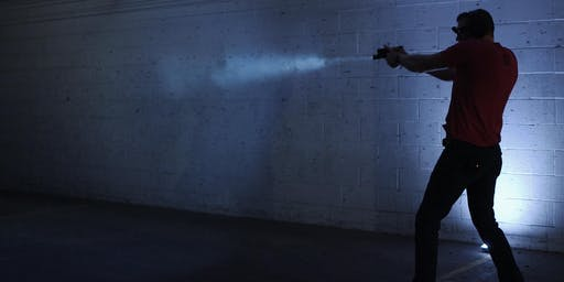 WOMEN'S DEFENSE WEEK | Low Light Defensive Pistol