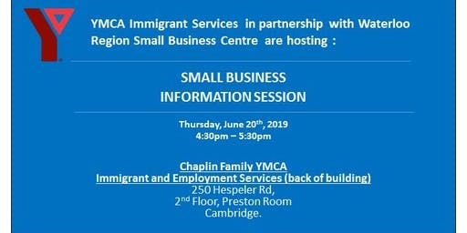 Small Business Information Session