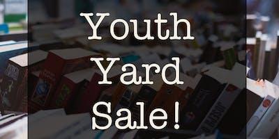 PPC Youth HUGE Community Yard Sale