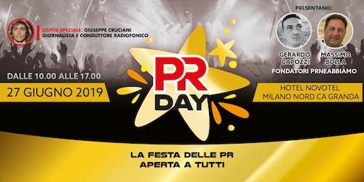 PR DAY (2° edizione) - LA FESTA DELLE PR