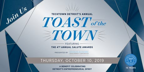 Toast of the Town 2019 tickets